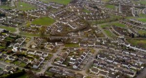 Data compiled by the Department of the Environment shows that Government funding for local authority housing has fallen by €35 million since 2012. File photograph: David Sleator/The Irish Times