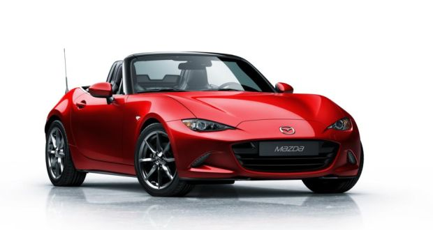 Mazda release prices for new mx 5 and cx 3 prices for the new mazda mx 5 start at 27995 when it goes on fandeluxe Gallery