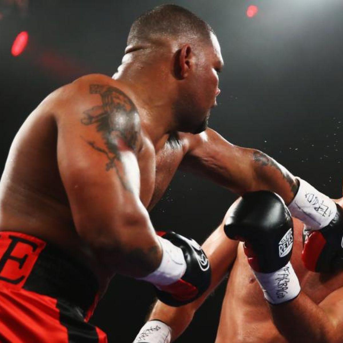 Boxer Abdusalamov Magomed: biography