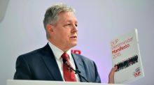 "Peter Robinson, leader of the DUP: it has declared itself to be a ""low-tax party"". Photograph: Mark Marlow/Pacemaker Press"