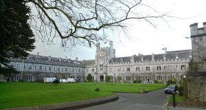 UCC was given permission  to serve short notice on Siptu and the IFUT of its intention to seek an injunction preventing the extension of picketing to the main campus on May 13th. Photograph: Gavin Browne