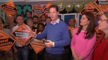 Clegg: Britain could face second election before Christmas