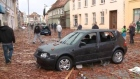 Tornado hits small town in northern Germany