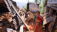 Remote villages deal with fallout from Nepal earthquake