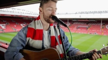 Remembering Istanbul: 'The Liverpool Way' performed at Anfield