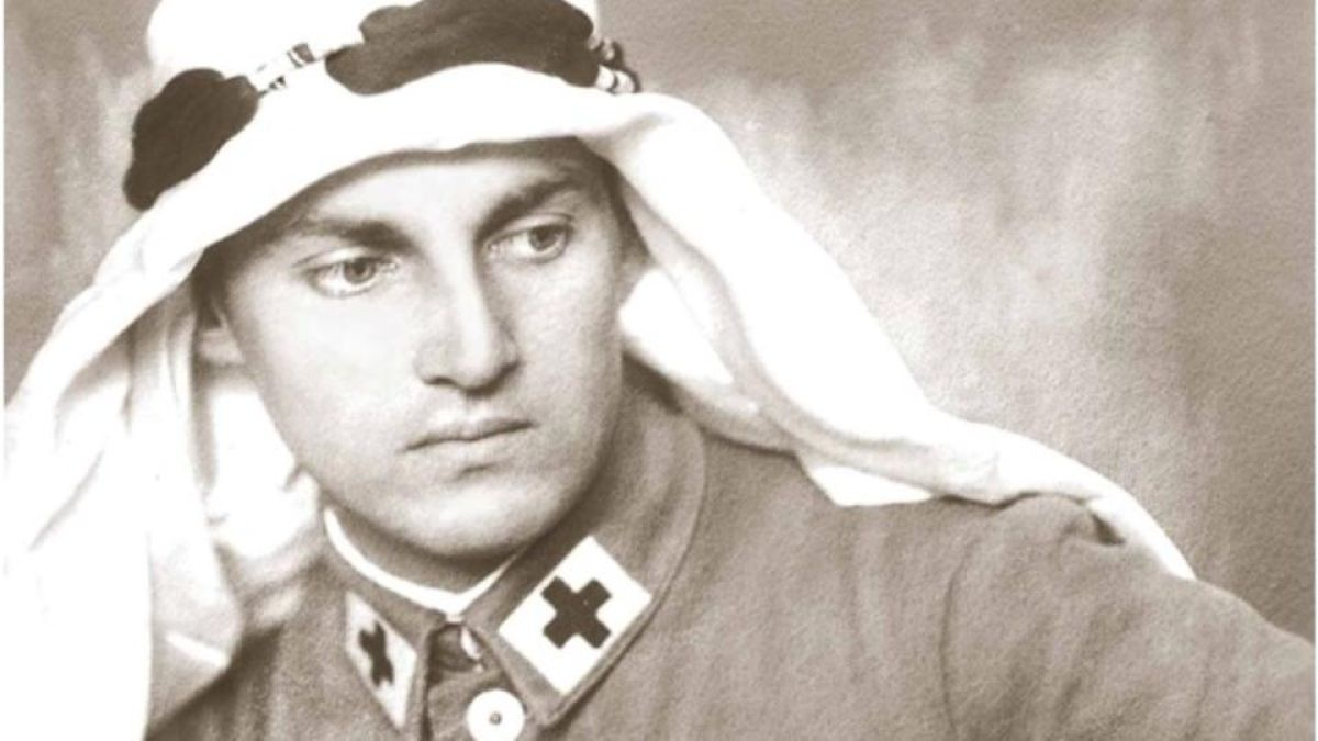 Armin Wegner, the German who stood up to genocide of both