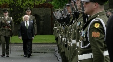 Annual 1916 Rising Commemoration in Arbour Hill