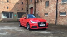 Our Test Drive: the Audi A1 TDI Ultra