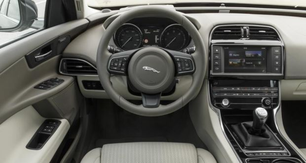 Jaguar xe manual transmission usa