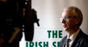 Irish Sports Council chief executive John Treacy says criminalising doping should be considered. Photograph: Inpho