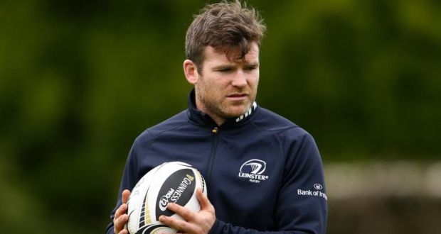 Gordon D'Arcy is named on the bench for Leinster. Photo: Cathal Noonan/Inpho