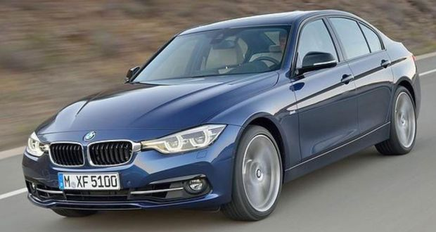 The Latest BMW 3 Series Seems Barely Changed At All On The Exterior