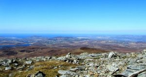 Go Walk: Surreal mountain views on Slieve Snacht, Co Donegal