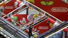 The new approach comes as Nintendo's Wii U console lags  Sony's PlayStation and Microsoft's XBox Photograph: Reuters