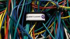 Alcatel-Lucent reported a net loss but higher software sales, a weak euro and strong demand for its internet routing products  helped it post a better quarter than Nokia and  Ericsson. Photograph: Jasper Juinen/Bloomberg