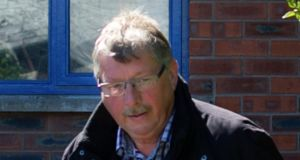 Sammy Wilson who won East Antrim for the DUP with a healthy  majority. Photograph: New