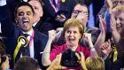 Scotland results: SNP landslide  to realign UK politics
