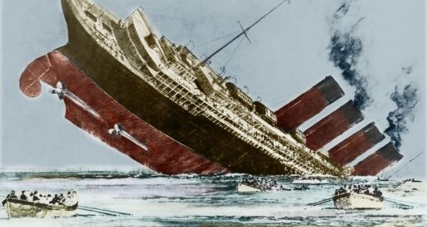 Review: Dead Wake: The Last Crossing of the Lusitania , by Erik Larson