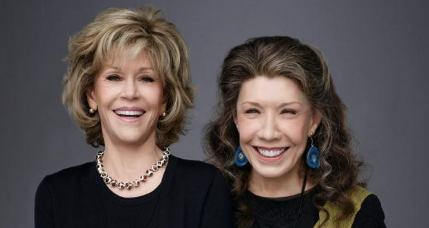 43fe7560f04fec Jilted: Jane Fonda with Lily Tomlin, her Grace and Frankie costar
