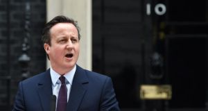 Majority government may make Cameron's constitutional challenges tougher