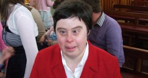 Bridget Connolly, who died in hospital in March at the age of 50. Her family is anxious to raise awareness of dementia in the Down syndrome population and the need for dedicated specialist support services to be available to everyone who needs them.