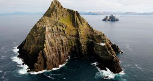 'Last summer my family and I finally realised our dream of visiting Skellig Michael.'  Photograph: Brian Lawless/PA Wire