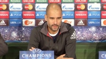 Guardiola rubbishes Man City rumours