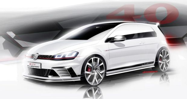 Super Gti Goes On Sale Next Year To Mark 40th Anniversary Of The Original Hot