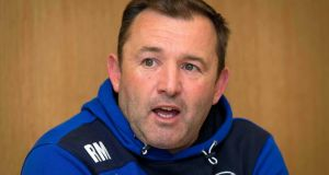 "Leinster assistant coach Richie Murphy: ""Our squad is our squad."" Photograph: Ryan Byrne/INPHO"