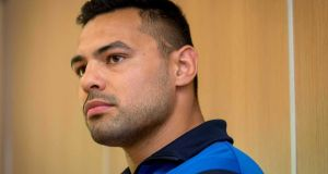Ben Te'o has adjusted well in his switch to Rugby Union this season. Photo: Ryan Byrne/Inpho