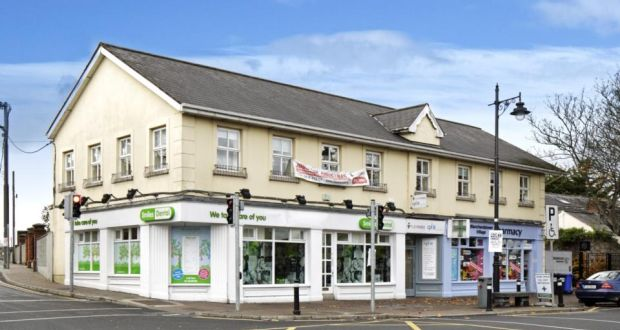 €842,500 sought for Dublin 15 retail and office investment