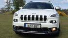 Our Test Drive: the Jeep Cherokee