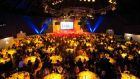 The GradIreland Graduate Recruitment Awards: almost 600 of Ireland's graduate recruiters and course providers attended this year