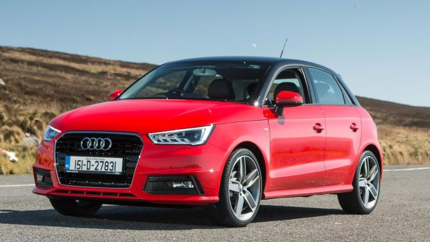 Road Test Audi A A New Peak For Premium Small Cars - What company makes audi cars