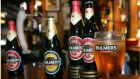 Drinks group C&C reported revenue growth of 10.3 per cent to €683.9 million for the yeat to the end of February. Photo: Bryan O'Brien/The Irish Times