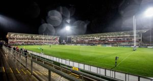Ulster's Ravenhill is one of the venues for the 2017 Women's Rugby World Cup. Photograph: Inpho