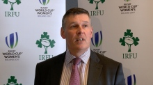 Ireland to host the 2017 Women's Rugby World Cup