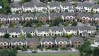 A housing estate in  Dublin. Housing groups and the Opposition have criticised the Government's proposals for reform of the mortgage-to-rent scheme. File photograph: Frank Miller/The Irish Times