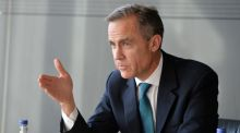 Mark Carney did not comment specifically on the best date for the referendum Photograph: Alan Betson / The Irish Times