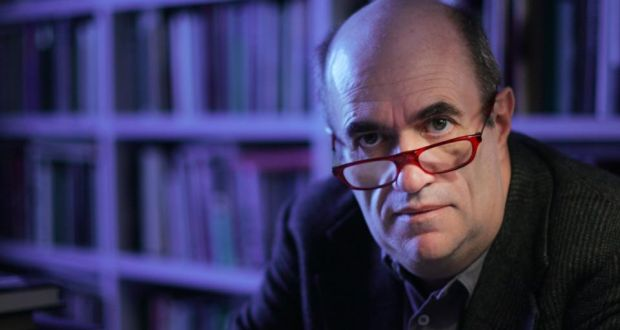Colm Toibin: 'We seek to embrace marriage and strengthen the idea of the family and our involvement in it. We seek to enhance the institution of marriage. We want to make the same vows as others do, for the same reasons.' Photograph: Bryan O'Brien