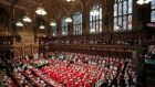 House of Lords: May not just be a place of ceremony over the next five years. Photograph: Leon Neal/PA