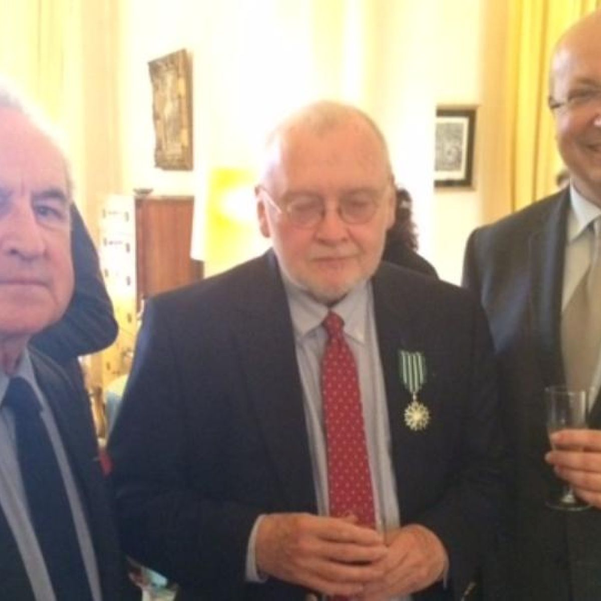 Dalkey Archive Press founder John O'Brien is knighted