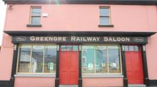 Barfly: The Greenore Railway Saloon, Dundalk, Co Louth