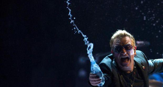 Bono's injury and U2's shrinking tour