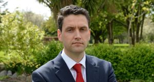 Addiction expert: Dr Colin O'Gara, a consultant psychiatrist at St John of God Hospital in Dublin. Photograph: Eric Luke