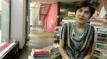 Exiled Iranian poet: 'Everyday I wish I could return to Iran'