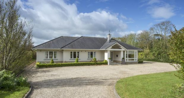 designer bungalow with garden studio in co kildare for 450000
