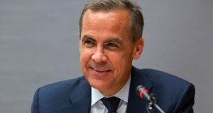 Bank of England governor Mark Carney: what he actually said was much more nuanced than the headlines suggested. Photograph: Gianluca Colla/Bloomberg