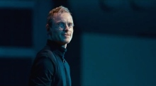 A first look at Michael Fassbender as Steve Jobs