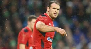 Jamie Roberts has agreed a deal with Harlequins. Photo: Michael Steele/Getty Images